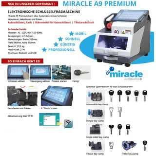 Miracle A9 Premium